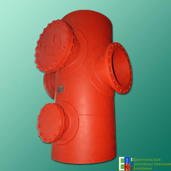 Грязевик вертикальный ГВ серия ТС-567, ТС-568